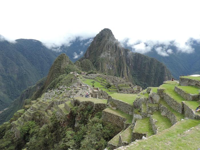 Империя инков была горным государством, может быть, поэтому и таким суровым